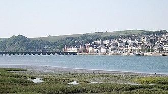 Bideford - Image: Bideford Devon