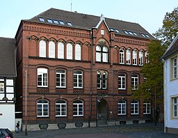 Klosterplatz in Bielefeld