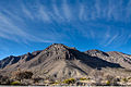 Big sky country over a mountain in West Texas (8674717599).jpg
