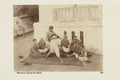 """Bild från familjen von Hallwyls resa genom Algeriet och Tunisien, 1889-1890. """"Aissaoua, sabeldans."""" - Hallwylska museet - 91867.tif"""