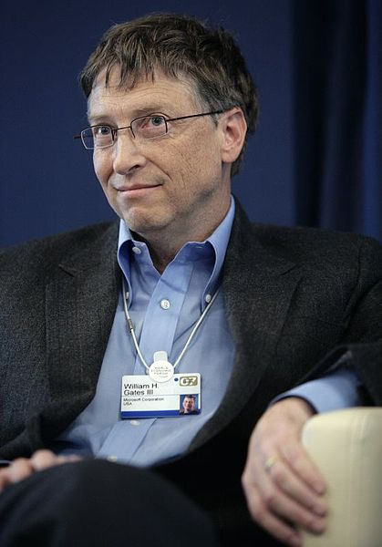 Archivo:Bill Gates World Economic Forum 2007.jpg