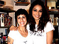 Bipasha gets styled at Mad-O-Wat salon 03.jpg