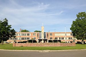 Bishop Fenwick High School (Peabody, Massachusetts) - Image: Bishop Fenwick High School