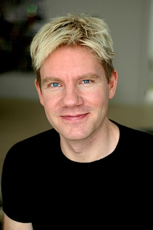 Photo of Bjørn Lomborg.