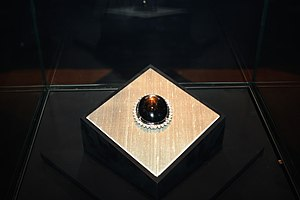 Black Star of Queensland - The 733-carat Black Star of Queensland