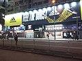Black dark night 香港反對逃犯條例 Anti-HK bill demo against extradition bill protect CWB Yee Wo Street Hennessy Road July 2019 SSG 12.jpg