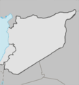 Blank map of Syria and Lebanon.png