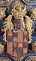 Blasón de Fernando II de Aragón en la Aljafería.jpg