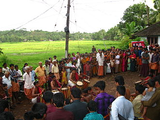 Malabar region - Community events are frequent in Malabar