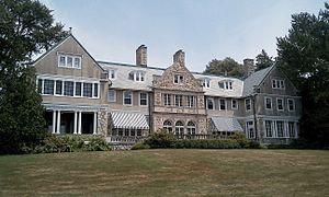 Kilham & Hopkins - Blithewold Mansion