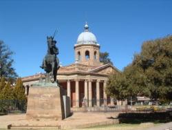 Parlamento a Bloemfontein