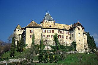 Blonay - Blonay Castle