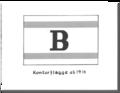 Blumenthal Kontorflagge ab1916.png