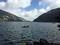 Boat riding in Naini Lake at Nainital, Uttarkhand, India.jpg