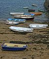 Boats at Fish Strand, Falmouth (28790269852).jpg
