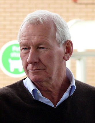 Bob Wilson (footballer, born 1941) - Bob Wilson in Hatfield, Herts. Feb 2009