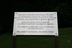 Photo of White plaque № 10618