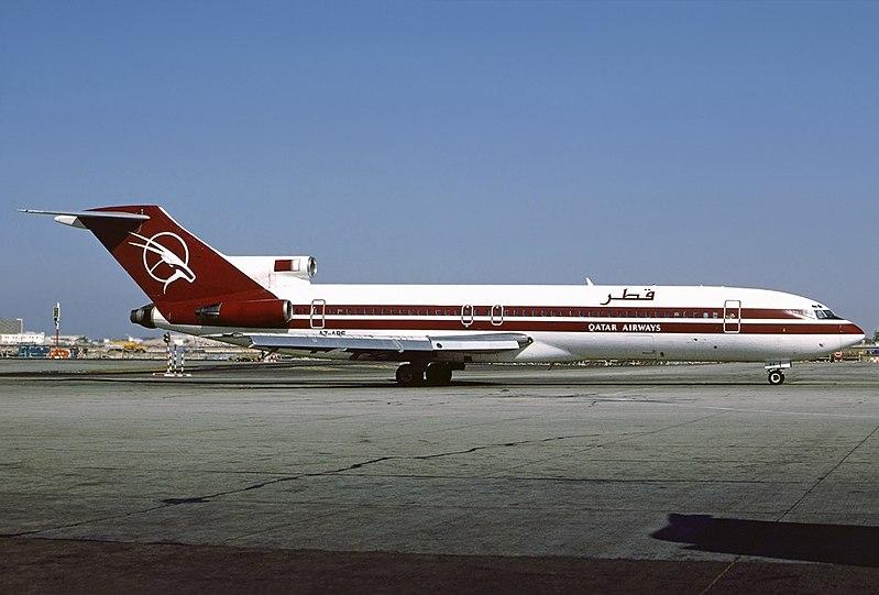File:Boeing 727-294-Adv, Qatar Airways AN2239478.jpg - Wikimedia Commons