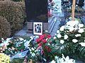 Bogumił Bereś (1944 - 2016), mogiła na Cmentarzu Parafialnym Kamienica w Bielsku - Białej, 06.02.2016 2.jpg