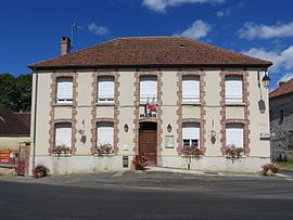 The town hall in Boissy-le-Repos
