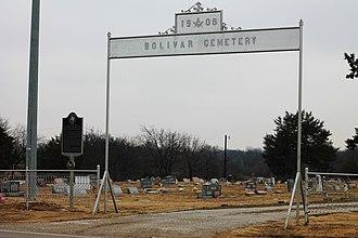 Bolivar, Texas - Image: Bolivar Texas