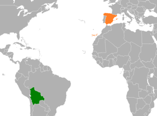 Bolivia–Spain relations Diplomatic relations between the Plurinational State of Bolivia and the Kingdom of Spain