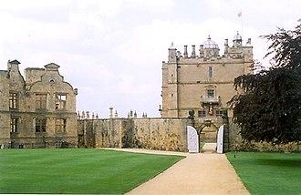 Baron Bolsover - Bolsover Castle, Derbyshire