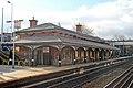 Booking office, Rainhill railway station (geograph 3819260).jpg