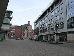 Bornknechtstraße in Halle
