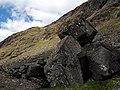 Boulders, S face of Beinn Fhionnlaidh - geograph.org.uk - 816207.jpg