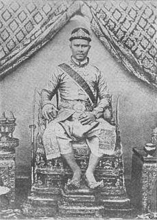 Thai prince