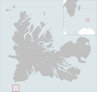 archipelago in the Kerguelen Islands