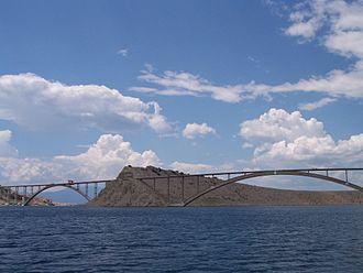 Krk - Krk Bridge