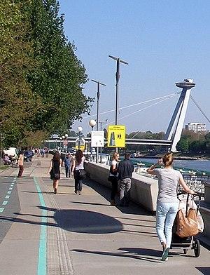 Bratislava Riverfront