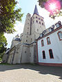 Brauweiler Abtei Turm.jpg