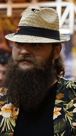 Bray Wyatt - Wyatt in April 2014
