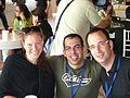 Breaks - Wikimania 2011 P1040190.JPG