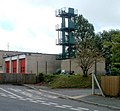 Brecon Fire Station tower - geograph.org.uk - 2433305.jpg