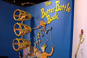 William Breman Jewish Heritage & Holocaust Museum - The Dr. Seuss exhibit at the Breman