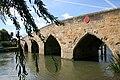 Bridge from the rose - geograph.org.uk - 1465944.jpg