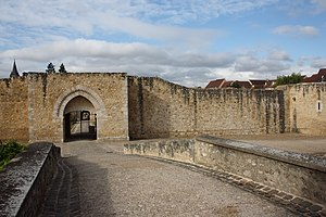 Burg in Brie-Comte-Robert