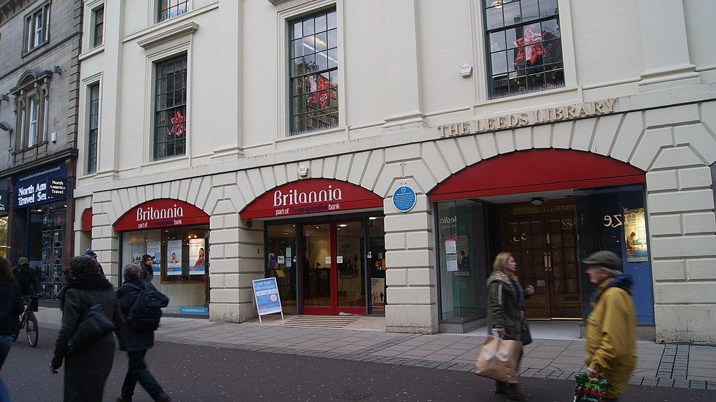 wiki britannia former building society