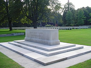 Berlin War Cemetery, Heerstraße