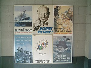 British World War 2 posters