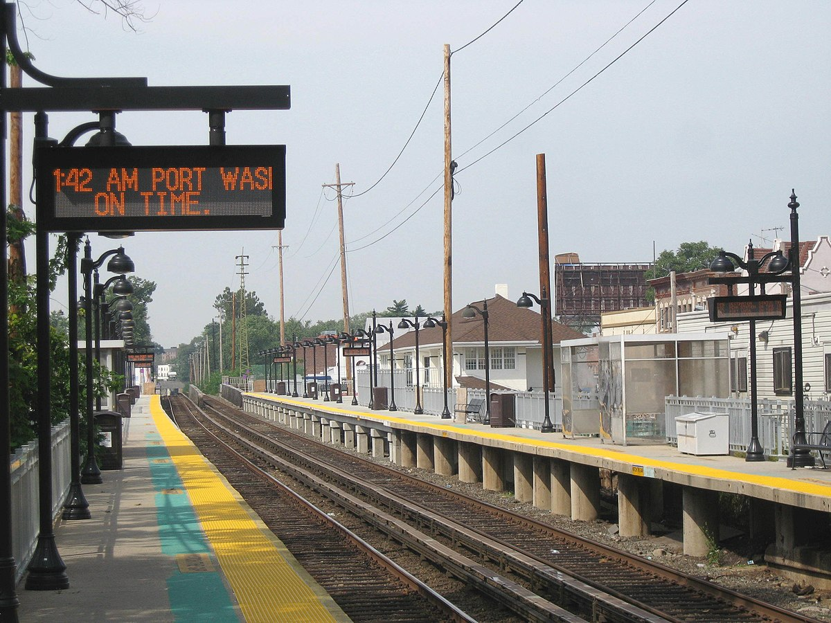 Lirr Stations On Long Island