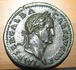 Marcus aponius saturninus wikivisually galba galba museum of fine arts of lyon fandeluxe Choice Image