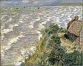 Brooklyn Museum - Rising Tide at Pourville (Marée montante à Pourville) - Claude Monet.jpg