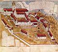 Bucelin Gabriel Constantia Sacra Ansicht des Klosters Blaubeuren 1630.jpeg
