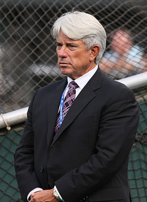Buck Martinez - Martinez in 2009