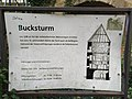 Bucksturm Osnabrück Hinweistafel.jpg